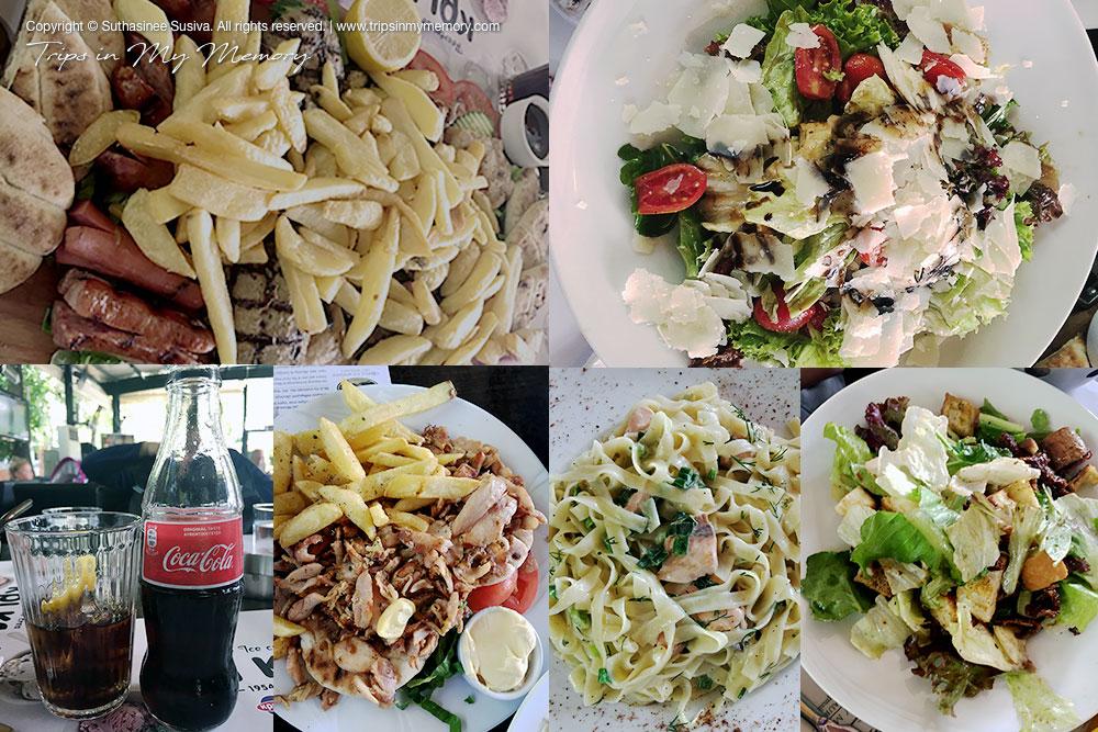 Yummy Greek foods!!!