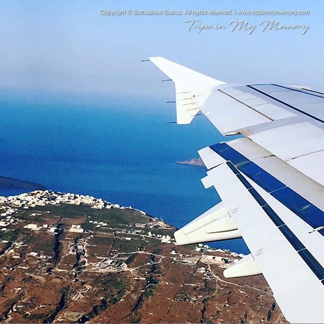 Good Bye Santorini