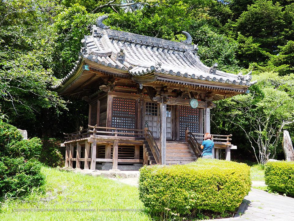 Small Shrine on the Island
