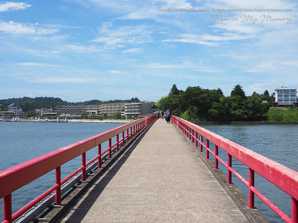 Red Bridge to the City