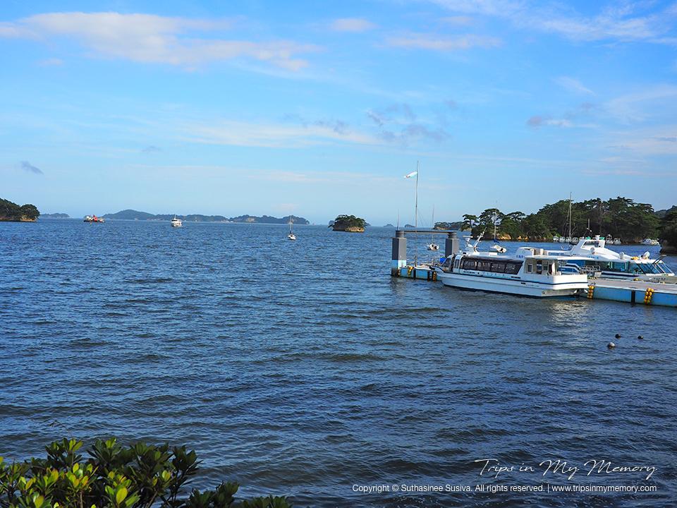 Matsushima Boat Peir
